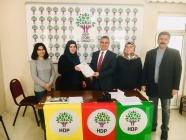 Iğdır Belediye Başkanı  Av. Murat Yikit Adaylığını Açıklad