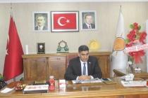 Ak Parti İl Başkanı Ayaz, Suriye'nin Afrin bölgesinde Hain Saldırıyı kınadı