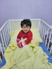 Humeyra bebek Ortapedik Yatağına Kavuştu