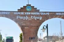 Ermenice Hoşgeldiniz Yazısına Tepki