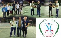 Hazar Koleji Güz Tenis Turnuvası Sona Erdi
