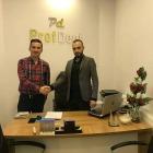 Profdent Ağız Ve Diş Sağlığı Polikliniği ile Kars Ardahan Iğdır Bölgesi Veteriner Hekimleri Odası anlaşma imzaladı.