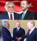 Başkan Azerbaycan'da