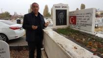 Iğdır MHP eski İl Başkanı Merhum Yaver Ünsal'ı 23. Ölüm yıldönümünde rahmetle anıyoruz.