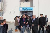 Iğdır Milli Eğitim Müdürü M. Murat Aydoğdu Okulları Denetledi