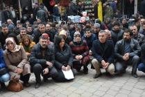 Cizre'de yaşananlar Iğdır'da basın açıklaması ile kınandı