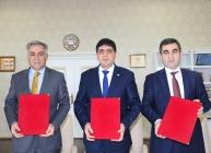 Iğdır Üniversitesi ile İl Milli Eğitim Müdürlüğü, İŞKUR'la Mesleki Eğitim Kursu Protokolü İmzaladı
