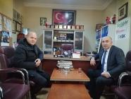Azerbaycan Kars Başkonsolosu Nuri Guliyev'den Nezaket Ziyareti