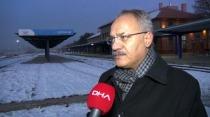 Prof. Dr. Karabulut: Kars-Iğdır-Nahcivan demir yolu projesinin zamanı geldi