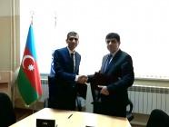 Prof. Dr. Mehmet Hakkı Alma'dan, Azerbaycan Turizm ve Menecment Üniversitesi'ni Ziyaret