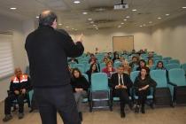 AFAD'dan Hastane  Personeline Eğitim