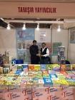 Rektör Alma, 38. Uluslararası  İstanbul Kitap Fuarını Ziyaret Etti