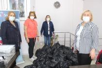 Iğdır Türk Kadınlar Birliği Derneği Ramazan  Ayında 100 Aileyi Sevindirdi