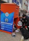 """Giysi Toplama Kutusu'na"" Vatandaşlardan Yoğun İlgi"