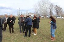 YONCA EKİLİ ALANLARDA 'YONCA HORTUMLU BÖCEĞİ'  İLE MÜCADELE DÖNEMİ BAŞLADI