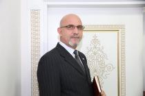 Prof.Dr. Sulhattin Yaşar 2017 Yılı En İyi Değerlendiricisi Seçildi