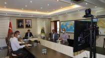 Iğdır'a Atık Su Arıtma Tesisi Projesi ile  Kanalizasyon Hattı Projesi için çalışmalar başlatıldı