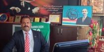"""MUHARREM ÇEÇEN, """"30 AĞUSTOS ZAFER BAYRAMI TÜRK'ÜN GURUR GÜNÜDÜR"""" DEDİ."""
