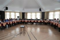 Iğdır Kamu -Üniversite-Sanayi İşbirliği Ön Değerlendirme ve Tanıtım Toplantısı Yapıldı