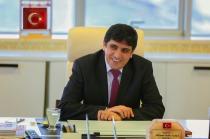 Rektör Prof. Dr. Mehmet Hakkı Alma,Yeni Açılan Bölümler Hakkında Bilgi Verdi