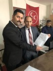 Karabağ MHP'den İl Genel Meclisi Adaylığını Açıkladı