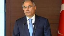 İçişleri Bakanı Ala Terör Saldırıları ile İlgili Açıklamalarda Bulundu