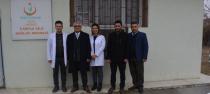 Iğdır İl Sağlık Müdürü  EREZ Aile  Sağlığı Merkezlerini Ziyaret Etti