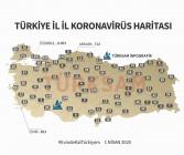 Iğdır'da Resmi Vaka  Sayısı 25 Olarak Açıklandı