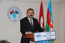 """SEFER KARAKOYUNLU """"AZERBAYCAN'IN BAĞIMSIZLIK GÜNÜ KUTLU OLSUN""""DEDİ"""