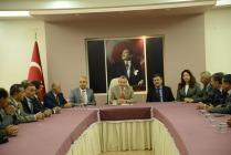 Iğdır Valisi Ahmet Turgay Alpman Pamuk Üretimi Hakkında Konuştu