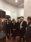 Ticaret Bakan Yardımcısı Rıza Tuna Turagay,  Şehit Türkler Anıtını Ziyaret Etti