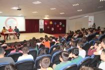Türkiye Şampiyonları  Hazar Kolejinde
