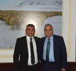 Akçay Iğdır'ın sorunlarını Gıda,Tarım ve Hayvancılık bakanına iletti...