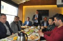 "KAMİL ARSLAN ,""TRA-2 BÖLGESİNDE TEK AKRETİDE ODAYIZ"