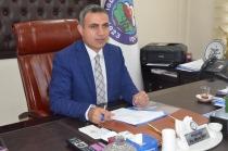 Yola döşenen duvar hakkında Belediye Başkanı Murat Yikit'ten Açıklama