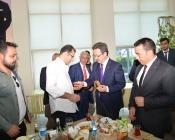 Iğdır'da Gaziler Yemek  Programında Buluştu