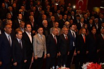 """Arınç: AK Parti Türkiye'nin sigortasıdır""""dedi"""