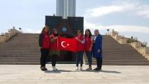 ''Şehit Türkler Anıtı ve Müzesini'' ziyaret