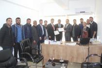 Karakoyunlu Belediye Başkanı Bayramali Ballı, Mazbatasını Aldı