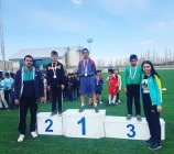 Okul Sporları Atletizm Küçükler İl Birinciliği tamamlandı.