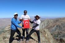 Dağcılar Avrupa Spor  Haftası'nı Zirvede Kutladı