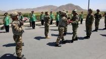 Türk askerleri tatbikat için Nahçivan'da