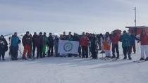 Üniversitemiz Kayak Topluluğu'ndan Kayak Aktivitesi