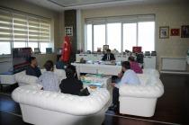 İlimize Derece Kazandıran Eğitimcilerden Ziyaret