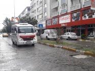 Iğdır'da beklenen yağmur etkili oldu