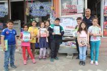 TADDEF  AZERBAYCAN'IN 100. KURULUŞ YILDÖNÜMÜ ANISINA ÜCRETSİZ KİTAP DAĞITTI