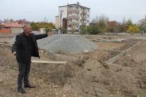 Iğdır Atatürk Mahallesinden Vali Enver Ünlü'ye Teşekkür