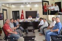 Söğütlü Mahallesinden Başkan Murat Yikit'e  Teşekkür Ziyareti