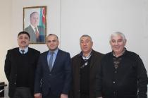 TADDEF'TEN AZERBAYCAN KONSOLOSUNA ZİYARET
