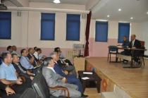 Milli  Eğitim Müdürü Hakan Cırıt, Destekleme ve Yetiştirme Kursları hakkında bilgi aldı
